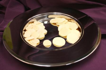 Gluten Free Communion Wafers - 350 Wafers