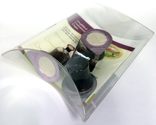 Prefilled Communion Cups - Mini Set of 4