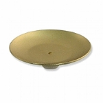 Artistic Communion Tray Bread Insert - Brass