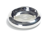 Communion Tray Bread Insert - Silver