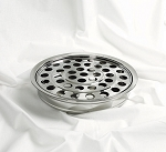 Communion Tray  - Silver Tone Over Stainless Steel