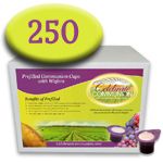 Prefilled Communion Cups with Wafers - Box of 250