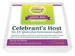 Celebrant's Hosts - Gluten Free, Box of 10