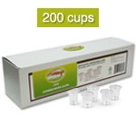Communion Cups<br>Disposable<br><b>Box of 200</b>