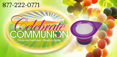 Welcome to Celebrate Communion