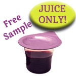 FREE SAMPLE <br>Prefilled Communion Cups without Wafers
