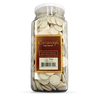 Communion Wafers - Cavanagh Breads, 1000 White