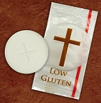 Low Gluten Communion Hosts - Cavanagh, Box of 25 Individually Wrapped